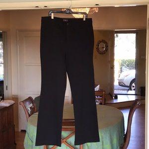 Black slacks by NYDJ